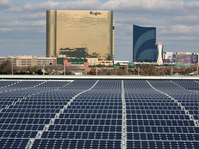 Atlantic City Convention Center Solar
